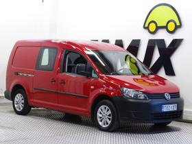 VOLKSWAGEN Caddy Maxi, Autot, Helsinki, Tori.fi