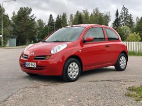 Nissan MICRA, Autot, Järvenpää, Tori.fi