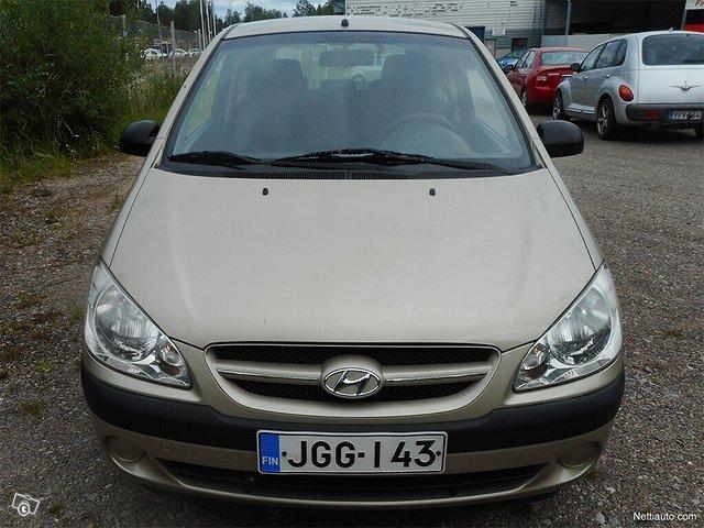 Hyundai Getz 3