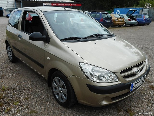 Hyundai Getz 4