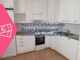 1H+KK, Myllytie 12, Tuira, Oulu, Vuokrattavat asunnot, Asunnot, Oulu, Tori.fi