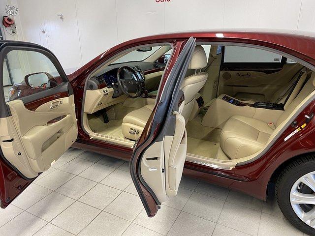 Lexus LS600 Lh 7