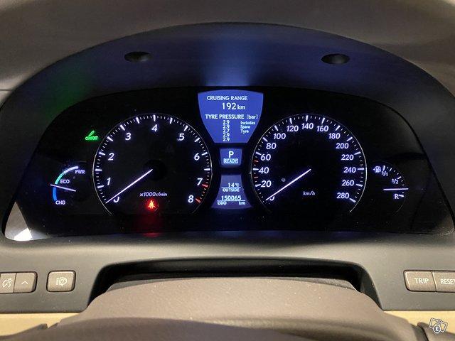 Lexus LS600 Lh 8