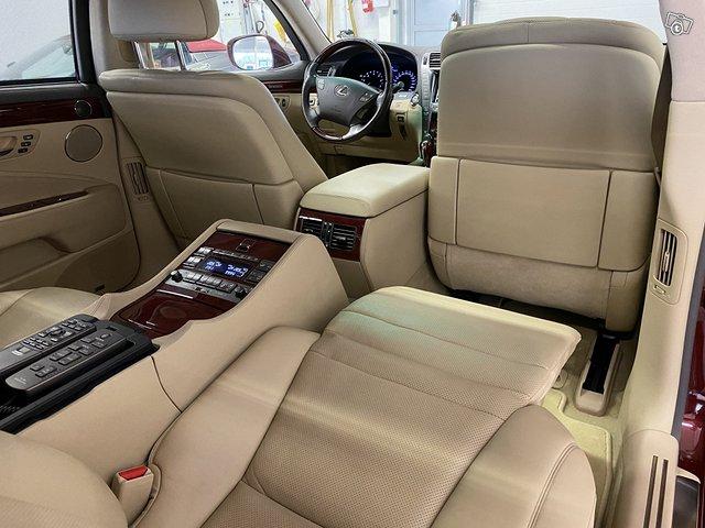 Lexus LS600 Lh 13