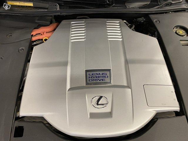 Lexus LS600 Lh 15