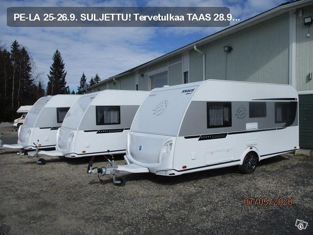 Knaus Sport 450 FU Silver