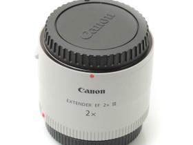 Käytetty Canon EF 2X III -telejatke, Kamerat, Kamerat ja valokuvaus, Turku, Tori.fi