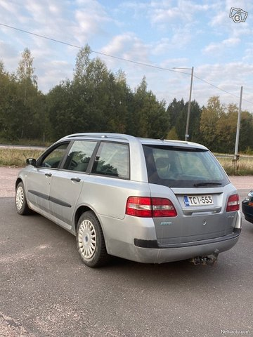Fiat Stilo 4