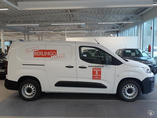 Citroen Berlingo Van 11