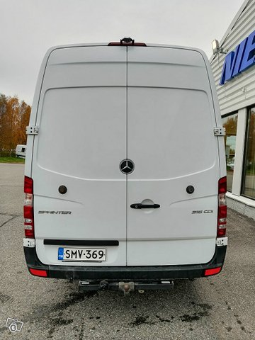 Mercedes-Benz SPRINTER 6