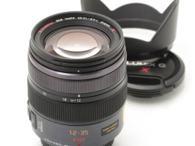 Käytetty Panasonic Lumix G X Vario 12-35mm f/2.8 A, Objektiivit, Kamerat ja valokuvaus, Turku, Tori.fi