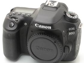 Käytetty Canon EOS 80D, Kamerat, Kamerat ja valokuvaus, Turku, Tori.fi