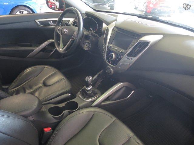 Hyundai VELOSTER 13