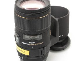 Käytetty Sigma EOS 150mm f/2.8 EX APO DG HSM MACRO, Objektiivit, Kamerat ja valokuvaus, Turku, Tori.fi