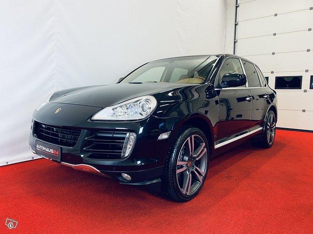 Porsche Cayenne 3