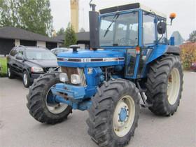 Ford 5610 4X4, Metsäkoneet, Työkoneet ja kalusto, Ähtäri, Tori.fi