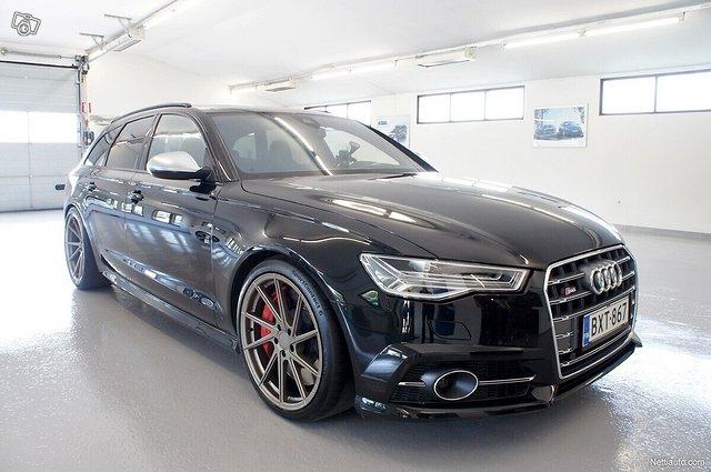 Audi S6 3