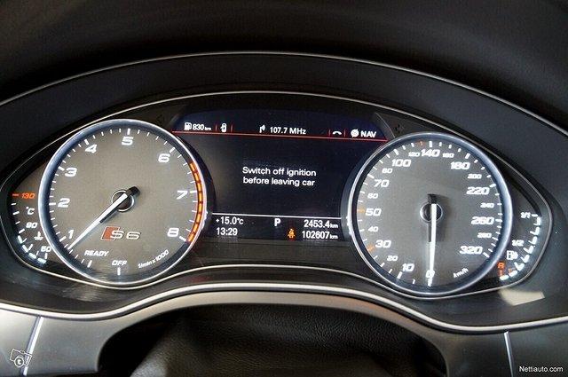 Audi S6 16
