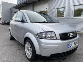 AUDI 4D A2 HATCHBACK 1.4-8Z/240, Autot, Raisio, Tori.fi