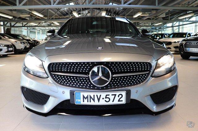 Mercedes-Benz C 43 AMG 8