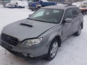 Subaru Outback 2.0D, Autovaraosat, Auton varaosat ja tarvikkeet, Oulu, Tori.fi