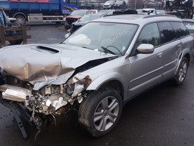Subaru Outback 2.0D 110kw 4x4 man, Autovaraosat, Auton varaosat ja tarvikkeet, Oulu, Tori.fi
