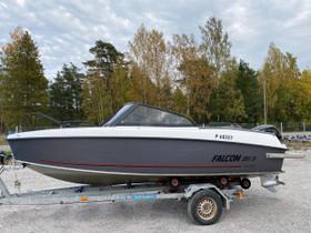 Falcon BR6 + MERCURY F115 PRO XS CT, Moottoriveneet, Veneet, Sipoo, Tori.fi
