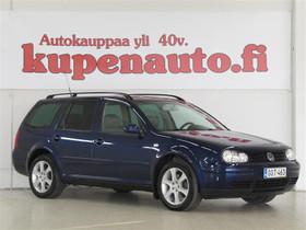 Volkswagen Golf Variant, Autot, Isokyrö, Tori.fi