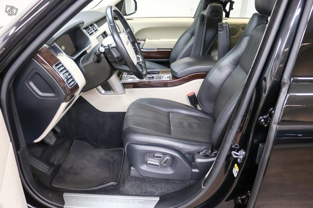 Land Rover Range Rover 5