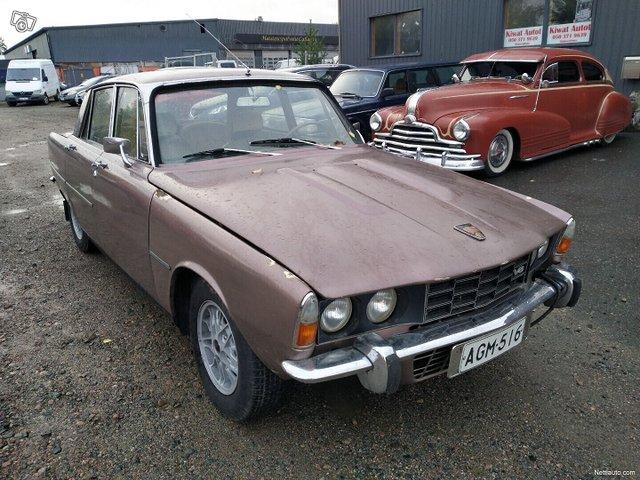 Rover 3500 4