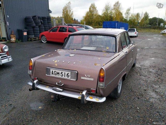 Rover 3500 6