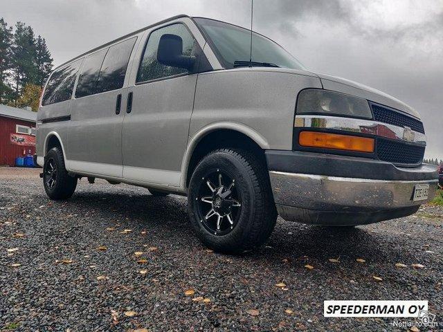 Chevrolet Express 3500