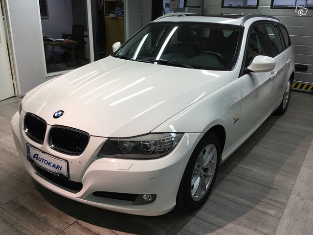 BMW 320 D 3