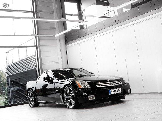 Cadillac XLR 2
