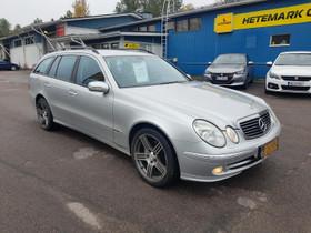 Mercedes-Benz E, Autot, Kalajoki, Tori.fi