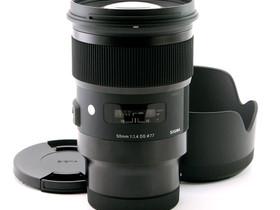 Käytetty Sigma 50mm f/1.4 A DG HSM L-mount, Objektiivit, Kamerat ja valokuvaus, Helsinki, Tori.fi