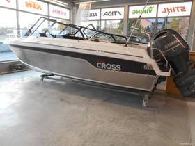 Yamarin CROSS 62BR + YAMAHA F150DETX, Moottoriveneet, Veneet, Lappeenranta, Tori.fi