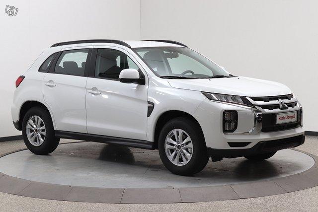 Mitsubishi ASX 2