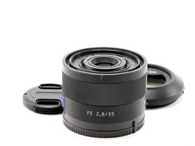 Käytetty Sony FE Zeiss Sonnar T* 35mm f/2.8 ZA, Objektiivit, Kamerat ja valokuvaus, Helsinki, Tori.fi