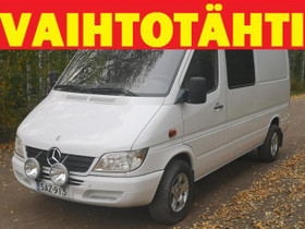 Mercedes-Benz Sprinter, Autot, Lappeenranta, Tori.fi