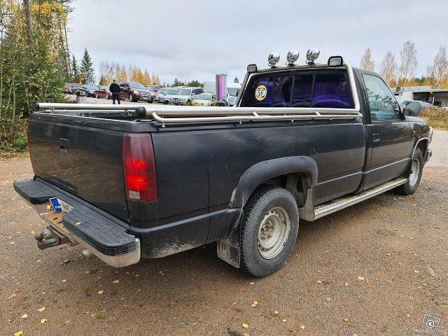 Chevrolet Fleetside 6
