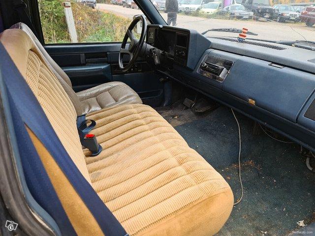 Chevrolet Fleetside 12