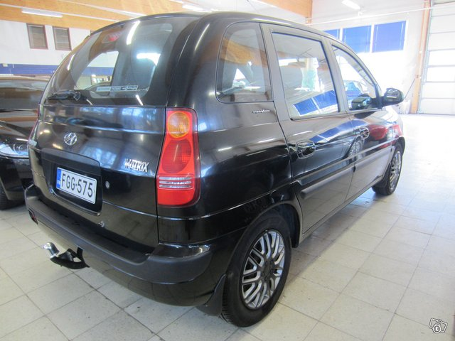Hyundai Matrix 2