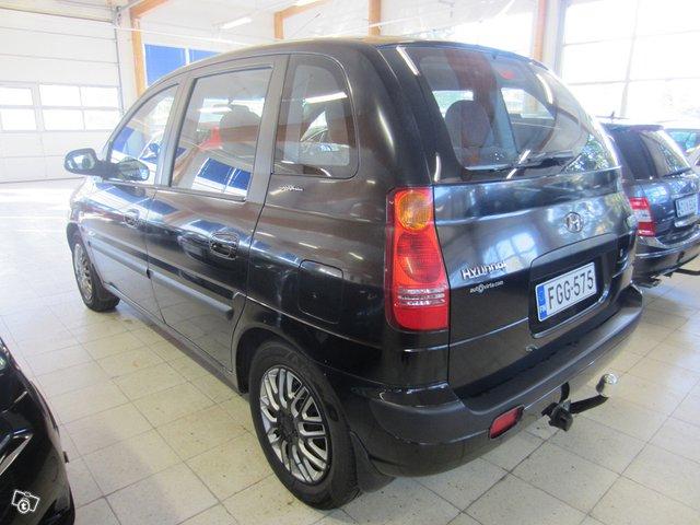 Hyundai Matrix 4