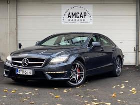 Mercedes-Benz CLS 63 AMG, Autot, Espoo, Tori.fi