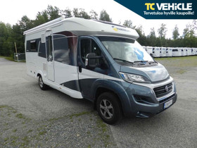 Hobby Optima DeLuxe Premium T70E Aut, Matkailuautot, Matkailuautot ja asuntovaunut, Espoo, Tori.fi
