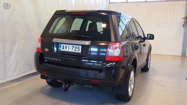 Land Rover Freelander 3