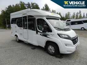 Hobby Optima De Luxe V60GF, Matkailuautot, Matkailuautot ja asuntovaunut, Espoo, Tori.fi