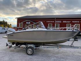 Silver WOLF BR + HONDA BF80, Moottoriveneet, Veneet, Sipoo, Tori.fi