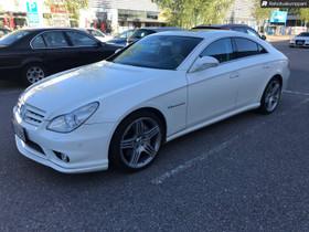 Mercedes-Benz CLS 55 AMG, Autot, Vantaa, Tori.fi